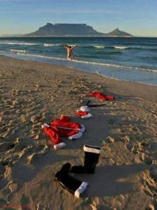 naked christmas